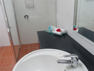 Executive Double Room - Bathroom